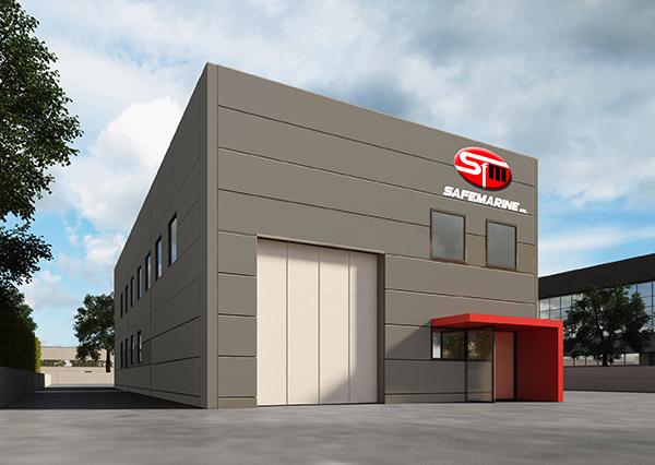 La sede SafeMarine